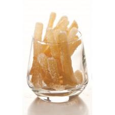 Sachet 300 g Lamelles de Citrons cristallisées