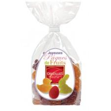 Pâques de fruit, Sachet 150g