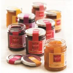 Seedless blackcurrant jam