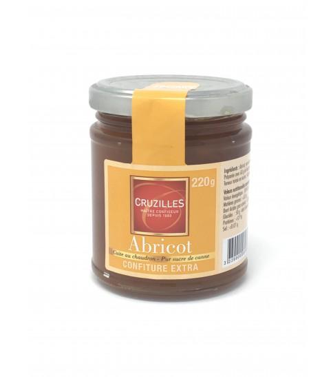 Confiture 220 g Abricot