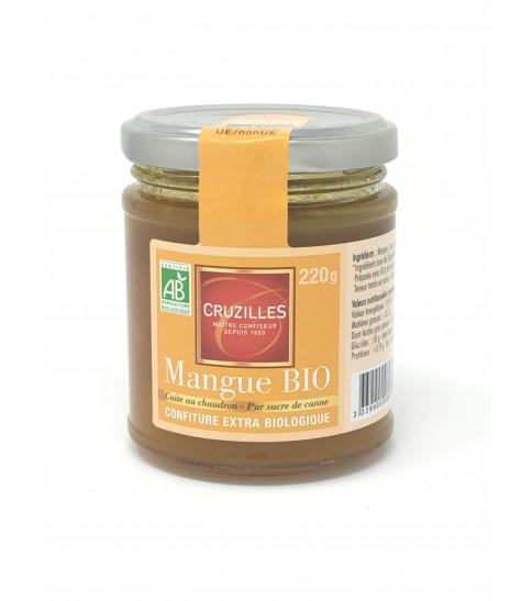Confiture BIO 220 g Mangue