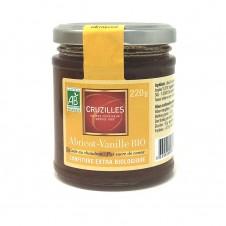 Confiture BIO 220 g Abricot - Vanille