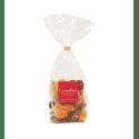 Pâtes de fruits Formes fruits assorties, Sachet 300g