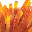 Lamelles d'Oranges confites, Mini barquette 250g