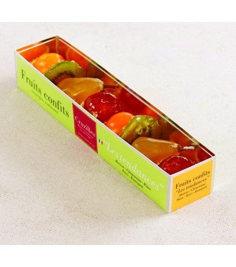 Réglette 200g Fruits Confits